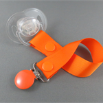 Dummy Clip - Solid Orange