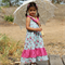 Emmaline Girls Maxi Dress  Size 3