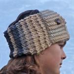 """EAR SNUG"" - chunky knitted head band"