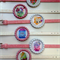5 Shopkins Boutique Bottlecap Wristband Party Favors