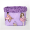 Fabric Storage / Gift Basket - Purple Ballerina