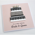 To a very Special Bride & Groom - Wedding Card