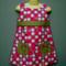 Retro A-Line Dress