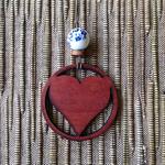 Heart Laser Cut Pendant