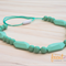 Silicone Teething / Nursing Necklaces - Mint, Audrey