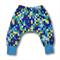 SIZE 0 Blue Fox Harem Knit Fleece Pants