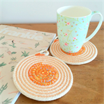 Coiled Coasters - set of 2