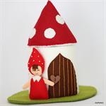 Mushroom Home