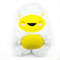 Yeti Rattle White and Yellow