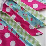 Sugar and Spice Bunting