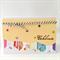 'Celebrate' Birthday Card - Mango
