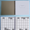 2015 Weekly Planner - LARGE 20cm/7.9in Square - SLR Camera