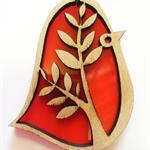 Tree Bird pendant
