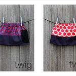 Size 000-0 Reversible Skirt