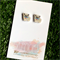 Buy 3 get 4th FREE - Pug Earrings