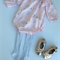 Gorgeous Rosemilk Lilac Long Sleeve Romper Playsuit