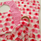 Bib, Burp Cloth & Teether Set
