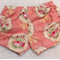 Size 3 - Rococo & Sweet pink ruched shorts