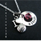 Netball Team Necklace, Personalised Netball Jewellery, Netball Coaches Gift,