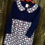 Collared Dress Size 3