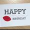 Football Happy Birthday card