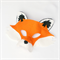 Fox Mask - Kids Costume -  - Book Week  Costume - Halloween