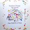 "Teacher- Children Illustration Print.  8x10"" / A4"