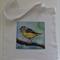 Tote Bag, Spotted Pardalote, Bird, Wildlife, Art, Shopping Bag, Decorative Bag