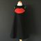 Red Kiss Pop Art Dress - size 4