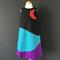 Red Moon Pop Art Dress - size 4
