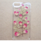 Real flower iPhone case! Pressed flower case,dried flowers case!