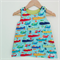 Planes - A-line Pinafore Tunic - Size 18-24mths. Ready to post