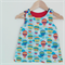 Hot Air Balloons - A-line Pinafore Tunic - Size 12-18mths. Ready to post.