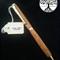 Hand turned Slimline Wood Ballpoint Pen
