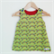 Trains - A-line Pinafore Tunic - Size 12-18mths. Ready to post.