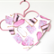Pink Bickies Bandana Bib