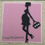 Congratulations Mum to be Card