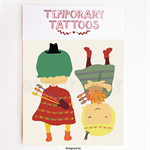 Temporary Tattoos Tribal Kids, Fake Tattoos, Cute, Gift, Party Fun