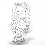 Colour Me Mermaid