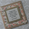 Vintage Inspired Original Verse on Card ~ Mum's Birthday ~ Ready to Post