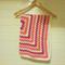 baby blanket | wool | cot | pram | crochet granny square