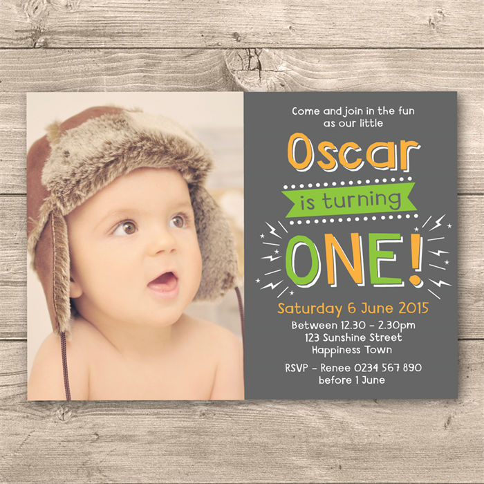 1st Birthday Printable Invitations Solan Annafora Co