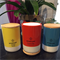 Canister Soy Candle - 80 hours burn time, choose your fragrance & colour