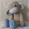 Personalised Amigurumi - Crochet Boy Monkey