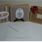 SET OF 3  HANDMADE NOTE CARDS WITH ENVELOPES