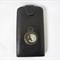 Samsung Galaxy S3 Dark Brown Leather Flip Phone Case Paris Eiffel Tower Clock