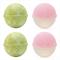 2x Cucumber & Melon 2x Pink Champagne Bath Bombs