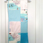 """""""Mint in the Woods""""  Cot Blanket"""