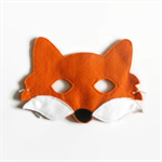 Woodland Fox Mask