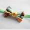 Butterfly dream fabric classic bow stretch headband